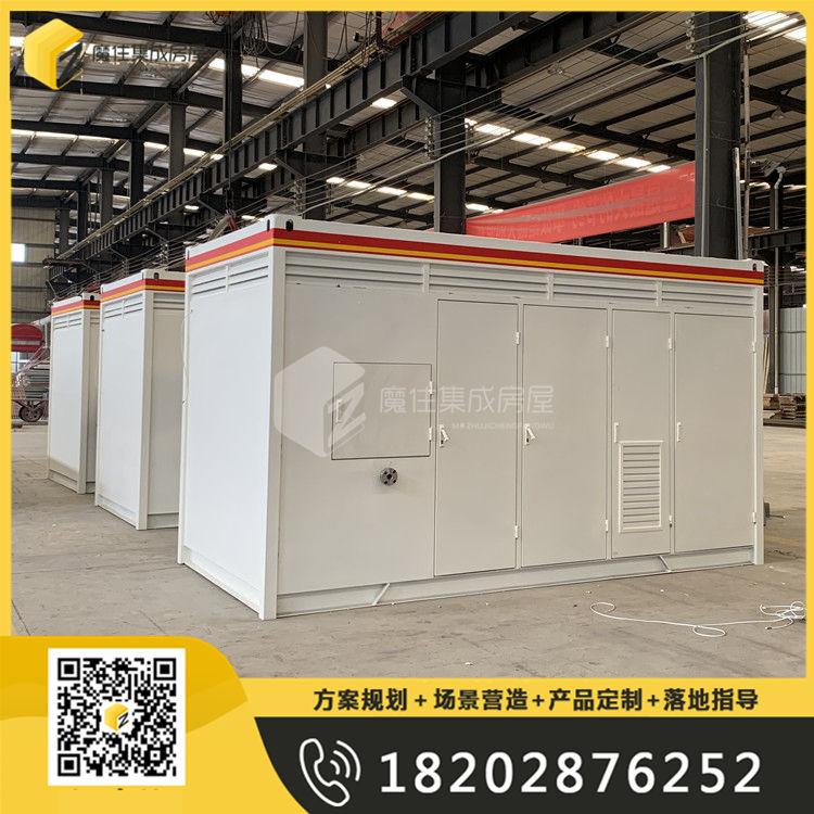 青白江集装箱设备房