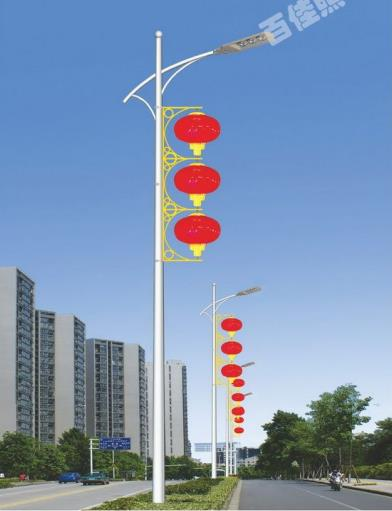 中式LED路灯