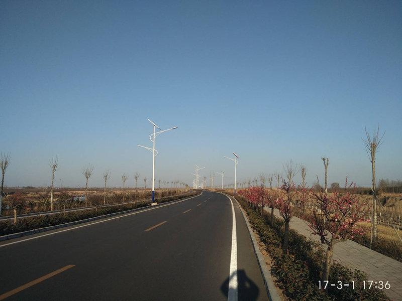 陕西太阳能路灯服务周到!