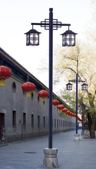 古典庭院灯