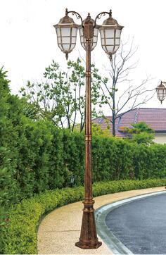 欧式庭院灯