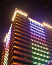 陕西亮化工程—护栏管、软条灯