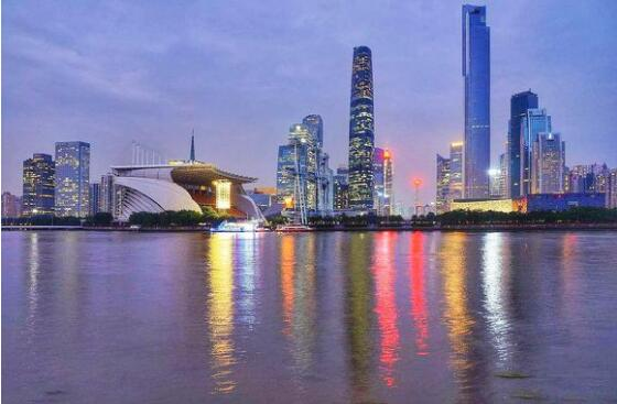 重投1.4亿,广州城市夜景再升级