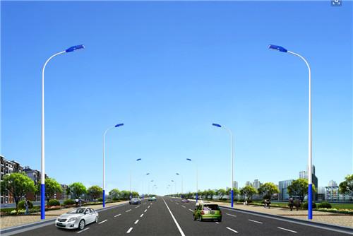 西安百佳照明讲解led路灯的特点。