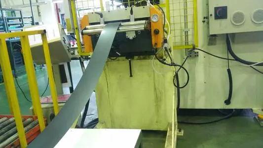 送料机材料打滑处理方法