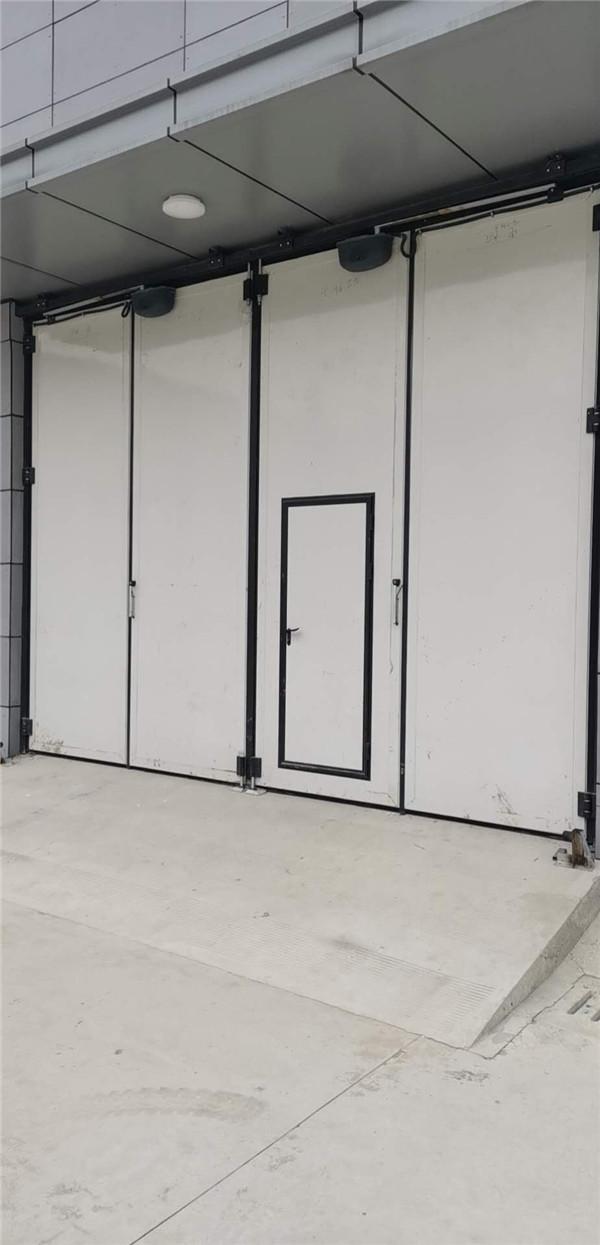 西安电动折叠门价格