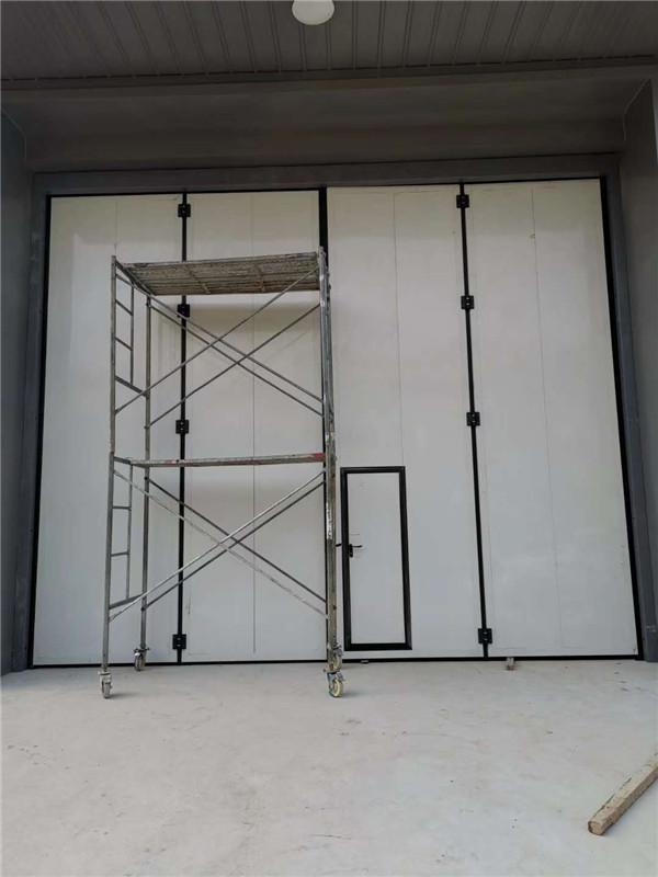 西安电动折叠门