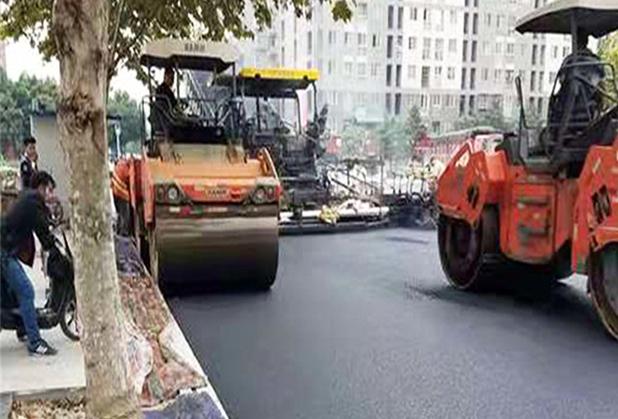 四川透水沥青路面施工
