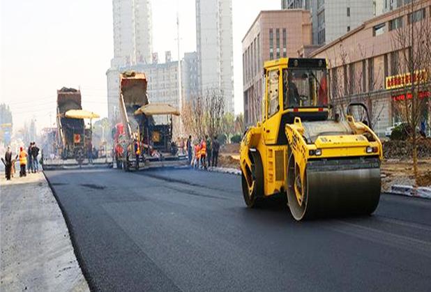 德阳沥青路面施工