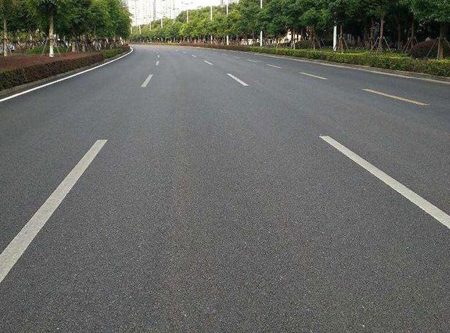 四川透水沥青路面工程成功案例