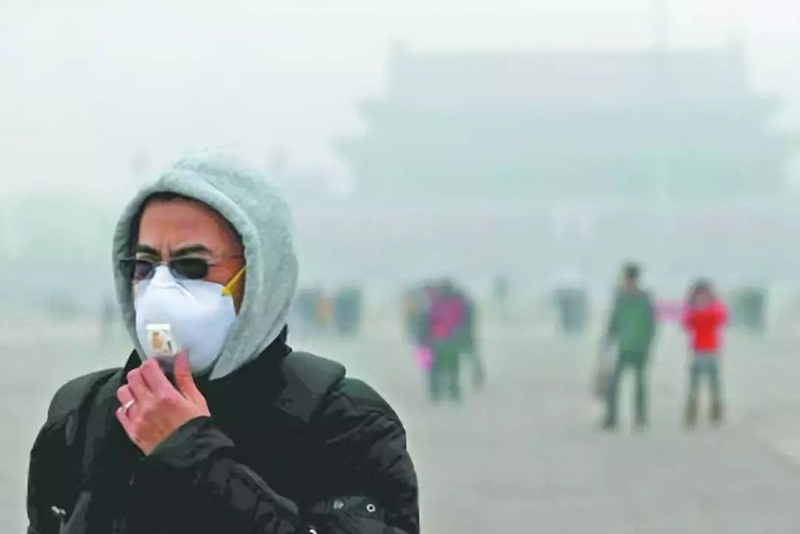 大气污染检测