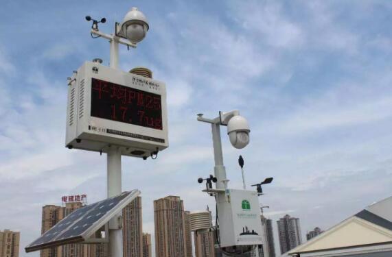 兰州大气环境监测