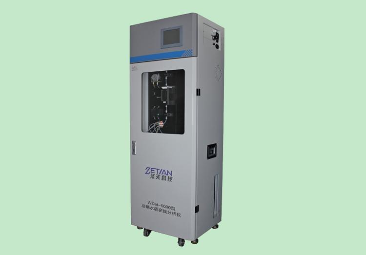 WDet-5000型 总磷水质在线分析仪