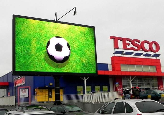 室外LED广告显示屏