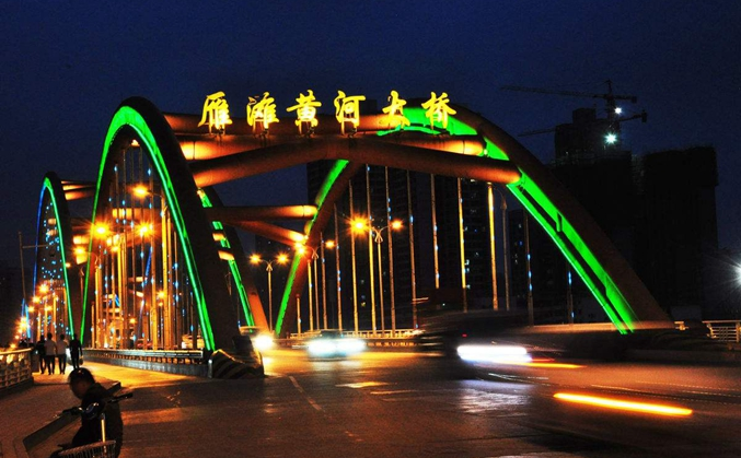 兰州桥梁亮化工程