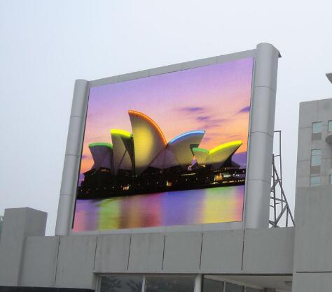 室内LED显示屏可以改为户外用途吗?