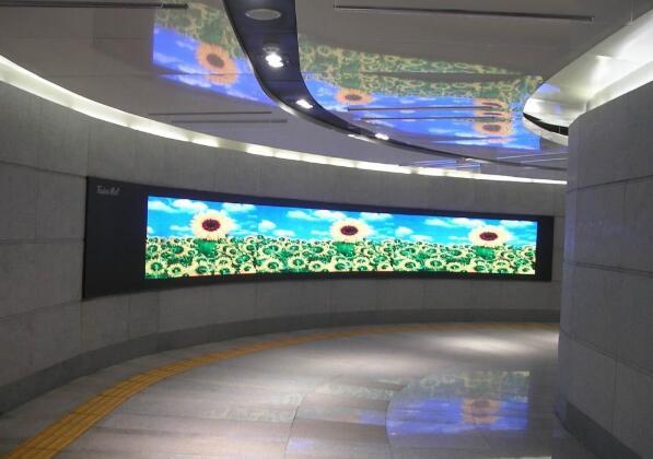 安宸科技的LED显示屏如何研发设计出节能环保LED显示屏