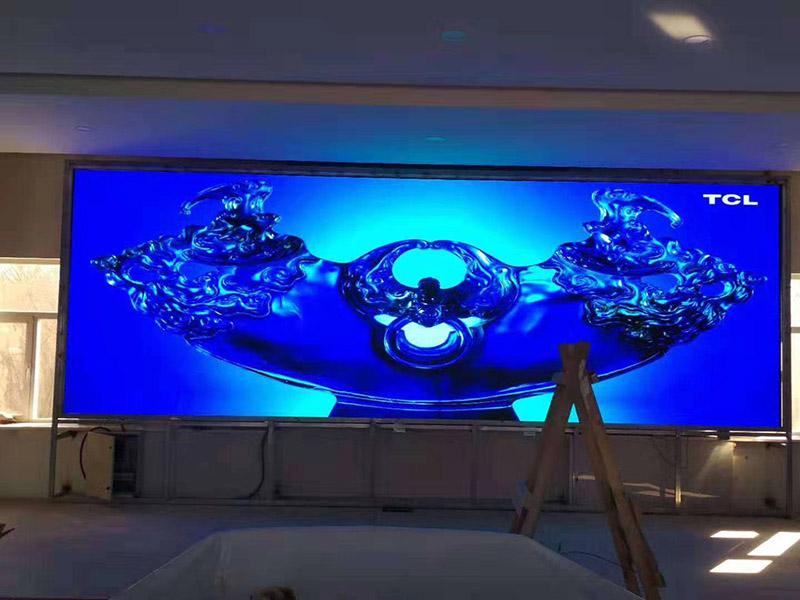 目前越来越多的led显示屏走进室内,有什么价值呢?