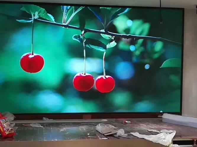 广告商业中LED显示屏依噶如何来施工安装呢?