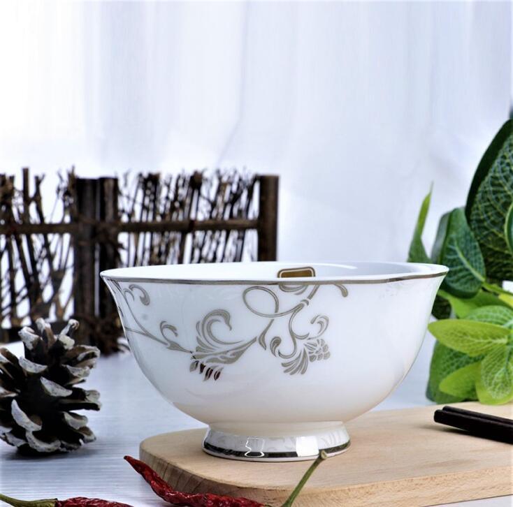 某面馆陶瓷碗案例展示