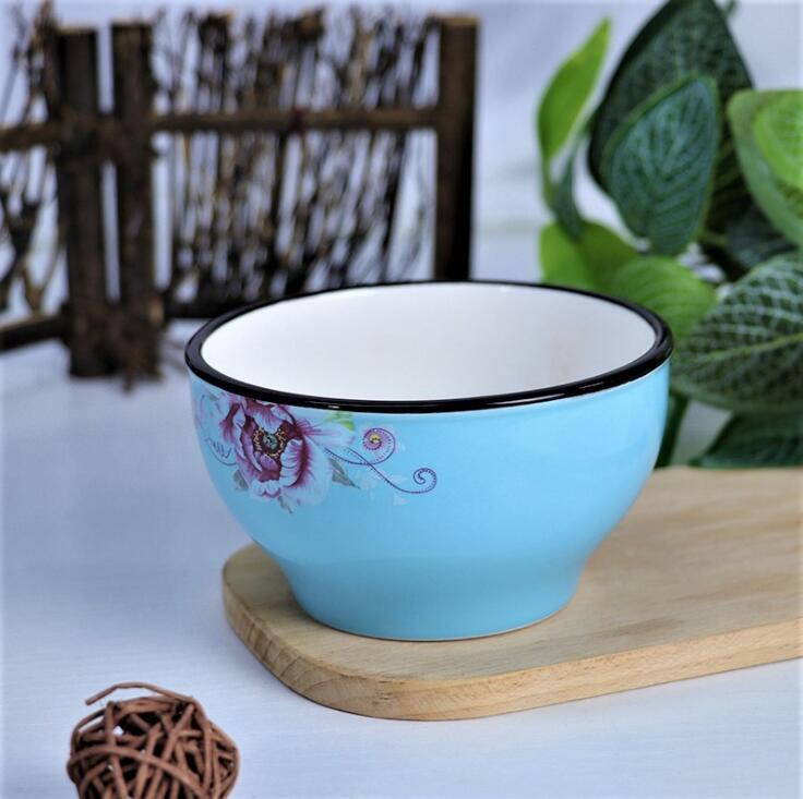 王女士定制购买陶瓷碗