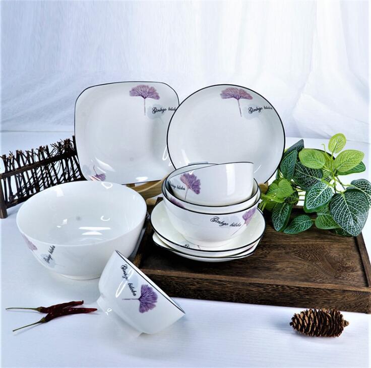 西安陶瓷餐具批发