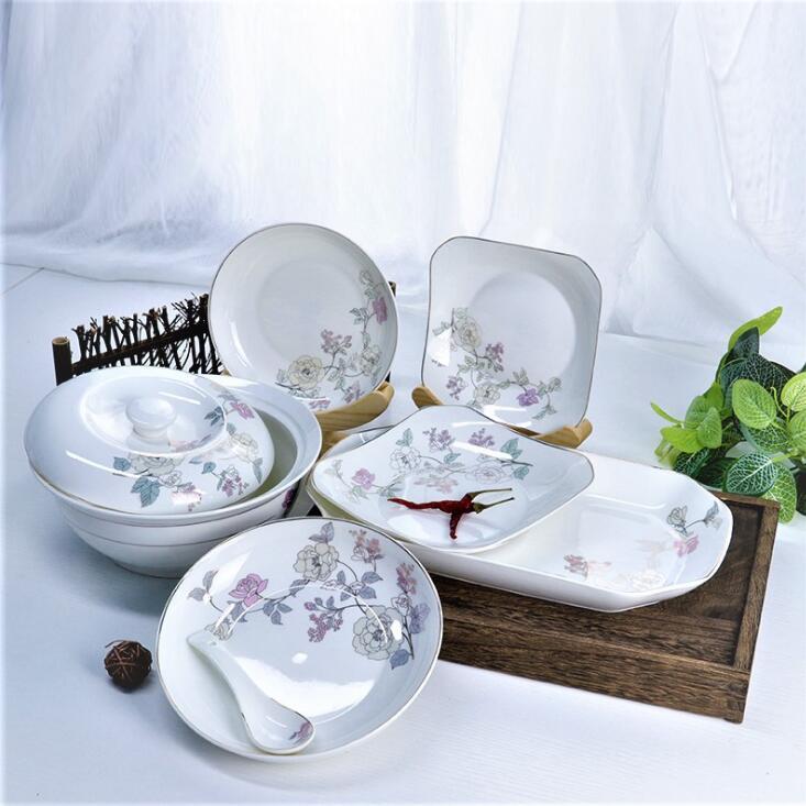 西安陶瓷餐具厂家