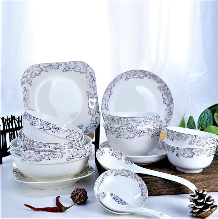 西安酒店陶瓷碗厂家