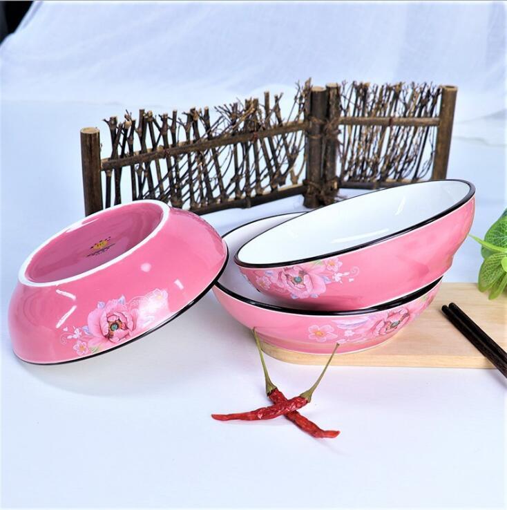 西安家用陶瓷碗定制