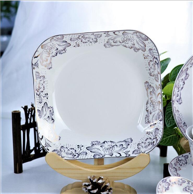 骨质瓷如何来保持它的光亮?西安陶瓷盘厂来教你