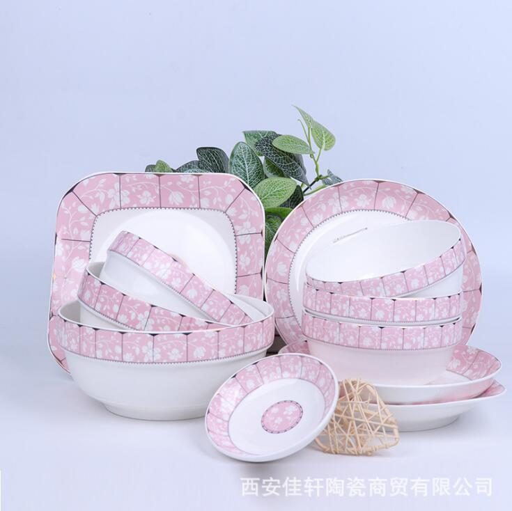 西安陶瓷盘批发