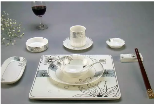 佳轩陶瓷向你讲解西安陶瓷餐具,要选对才健康?
