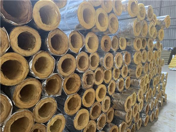 陕西玻璃棉管厂家