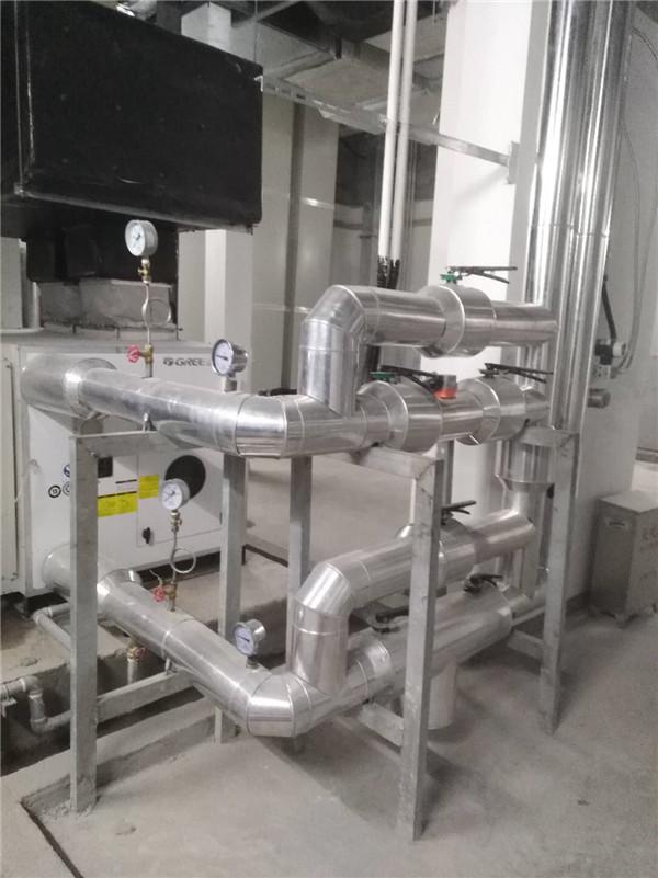 陕西硅酸盐板工程案例