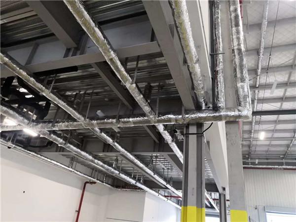 玻璃棉管工程