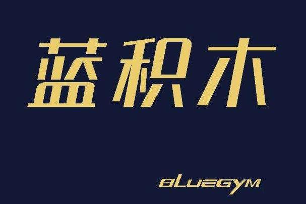 蓝积木健身