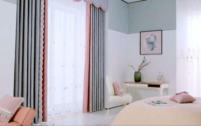 家装窗帘-美好·相伴
