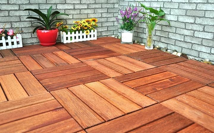 河南防腐木地板的优势您了解多少?