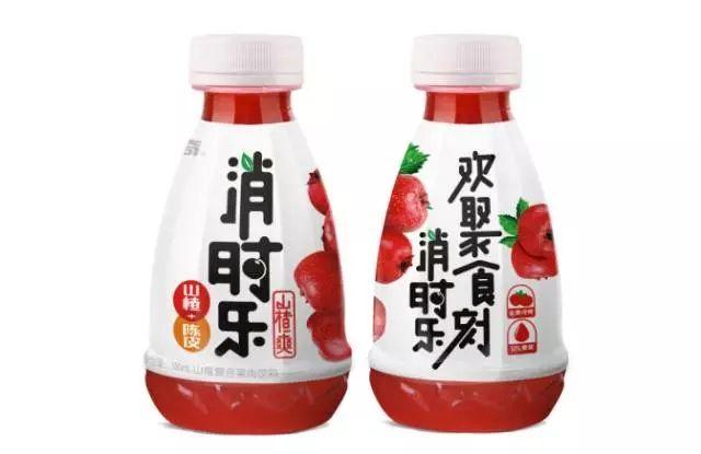 """消时乐山楂爽,饮品市场""""山楂红""""!"""