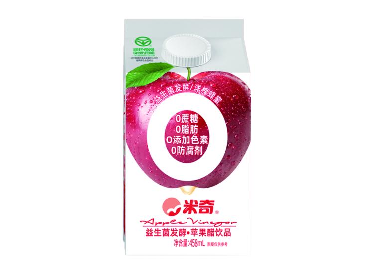 湖南米奇益生菌苹果醋458ML