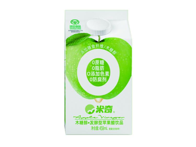 米奇木糖醇苹果醋458ML