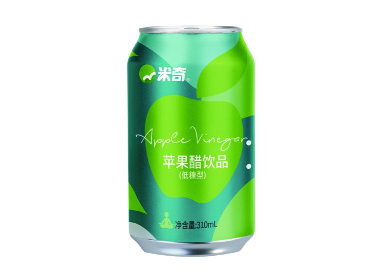 苹果醋低糖型310ml