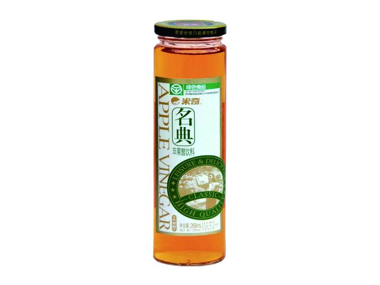 米奇苹果醋260ml