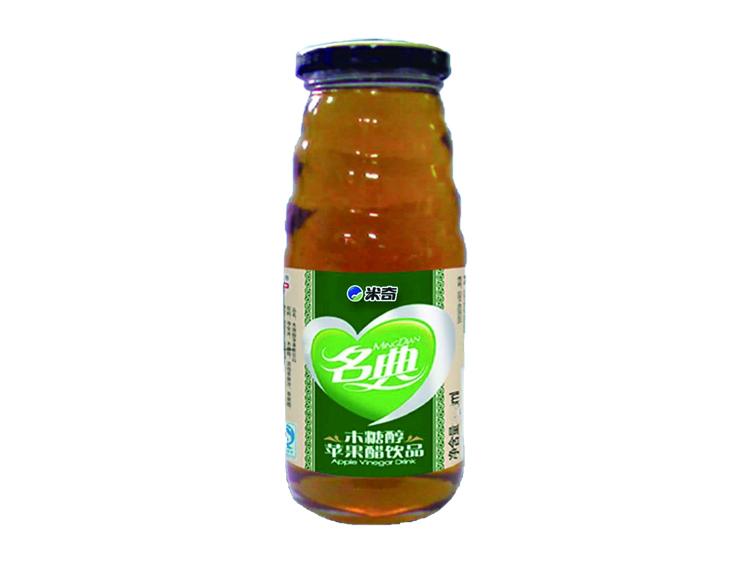 名典发酵型苹果醋310ml