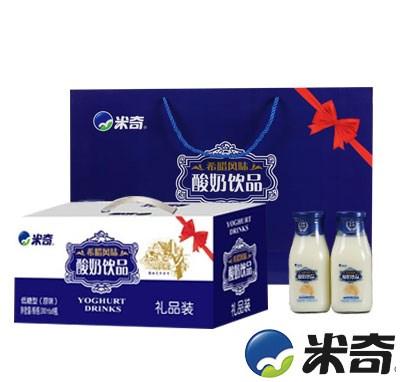 米奇酸奶飲品280ml×8瓶(帶手提袋)