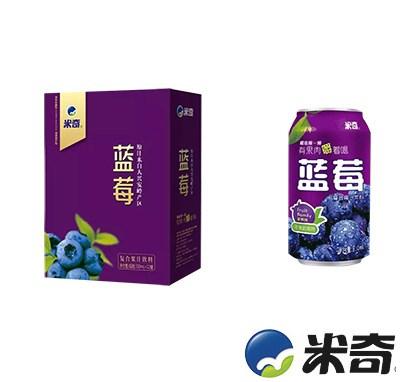 米奇蓝莓复合果汁