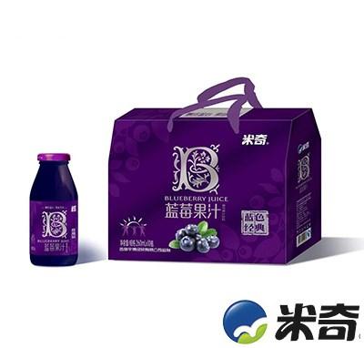 米奇蓝莓果汁(屋顶)