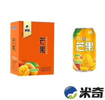 米奇芒果复合果汁饮料