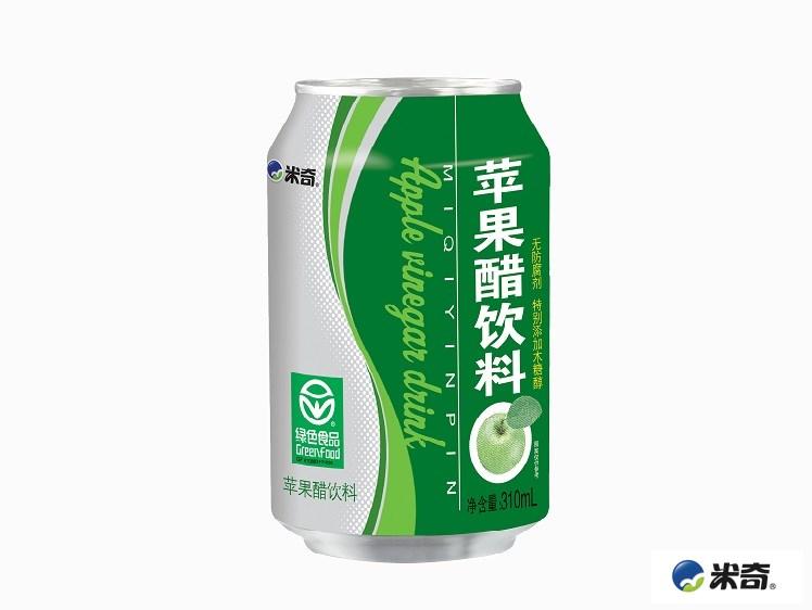 米奇苹果醋310ml
