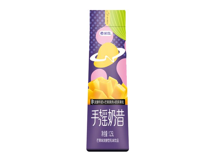 米奇手摇奶昔芒果味1.25L